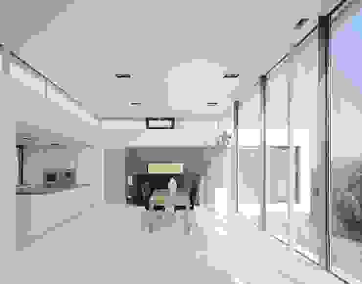 Modern Dining Room by Schiller Architektur BDA Modern