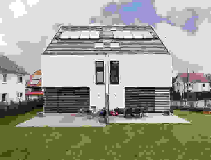 Дома в стиле минимализм от Schiller Architektur BDA Минимализм