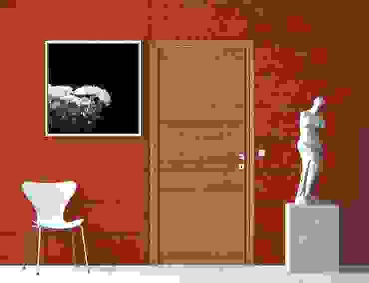 Modèle A Finition Chêne Naturel par GAÏALYS Moderne