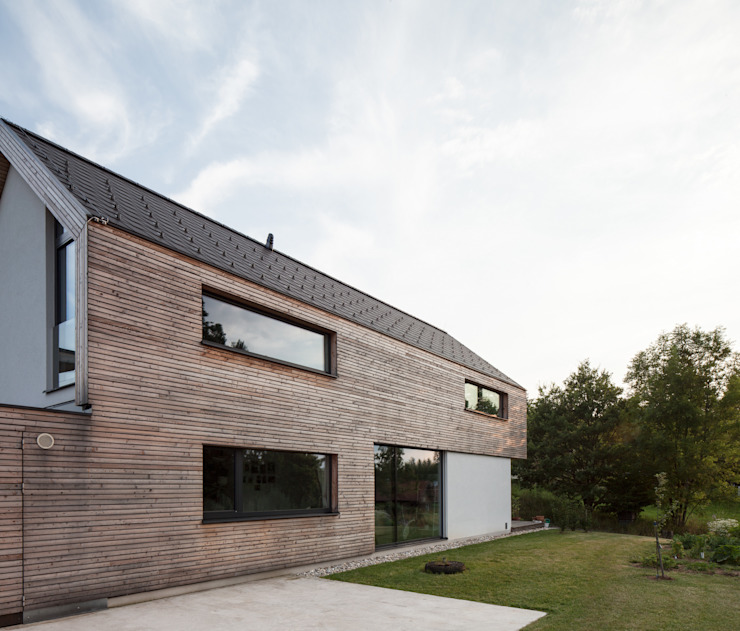 Modern houses by g.o.y.a. Architekten Modern