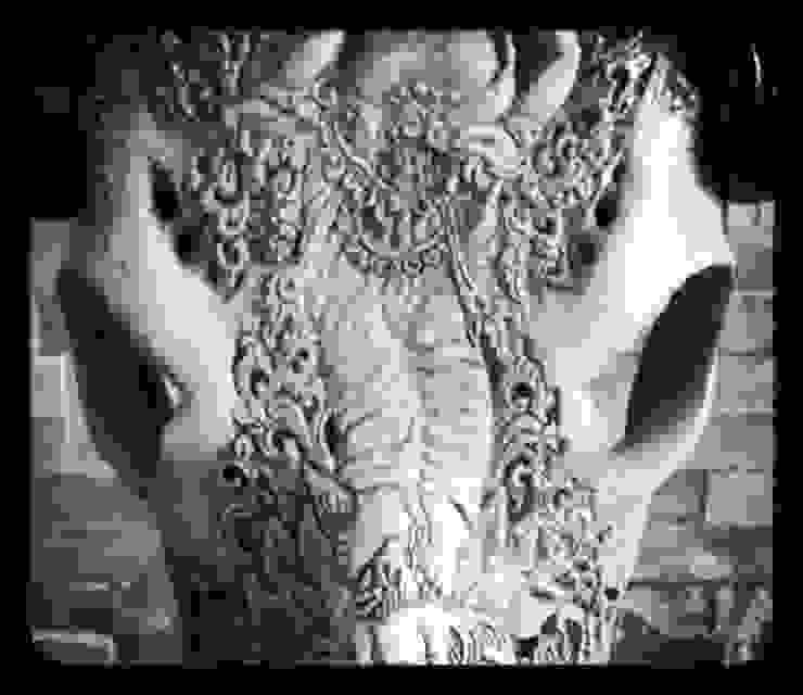 Decoratie van Saffrane Eclectisch
