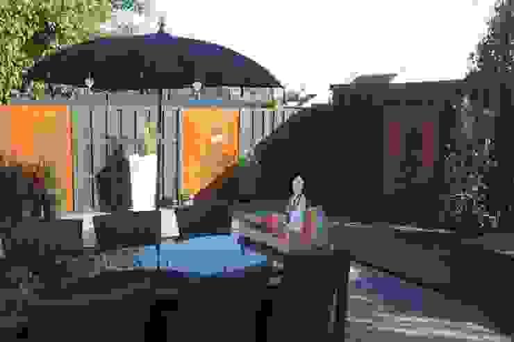 Decoratie Eclectische tuinen van Saffrane Eclectisch