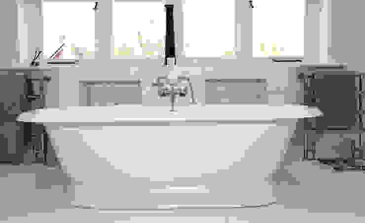 Drummonds Case Study: Tudor House, Roehampton Drummonds Bathrooms 衛浴浴缸與淋浴設備