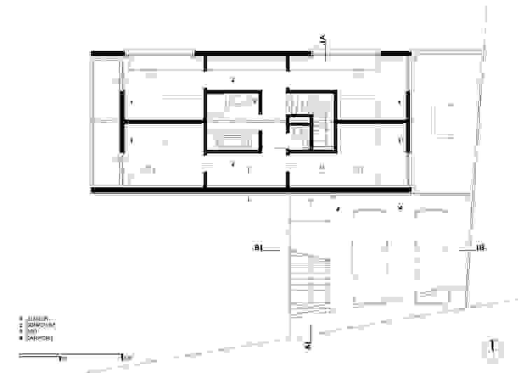 modern  by g.o.y.a. Architekten, Modern