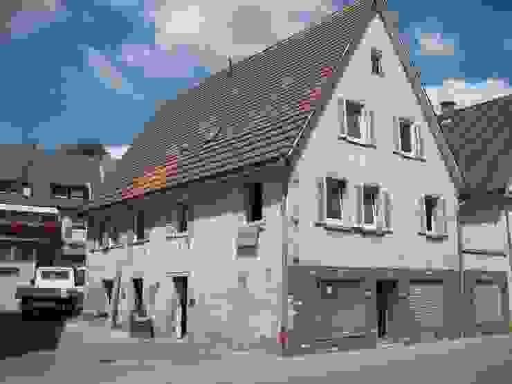 Ansicht Straßenseite vorher von Kurt R. Hengstler GmbH