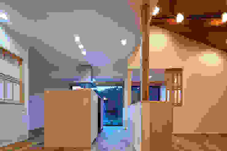 LDK2: 川良昌宏建築設計事務所 Kawara Masahiro Architect Officeが手掛けた現代のです。,モダン