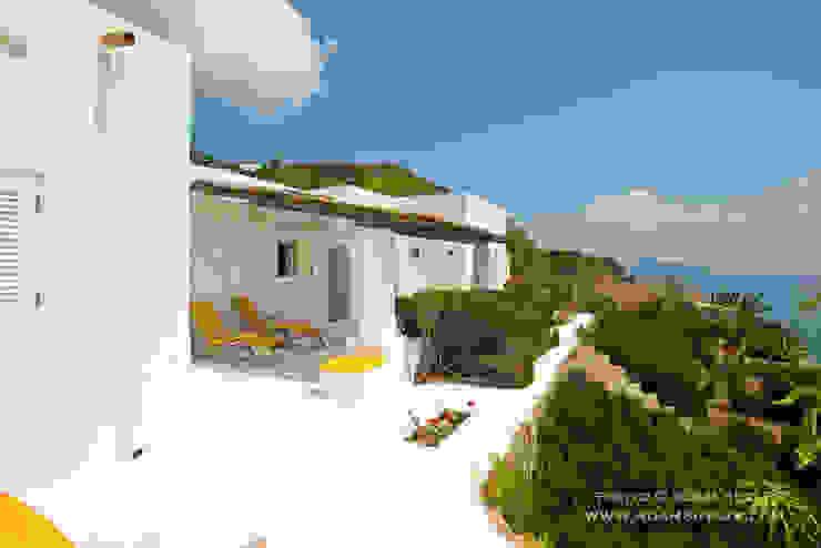 Casa Menne, Panarea, Aeolian Islands, Sicily Akdeniz Evler Adam Butler Photography Akdeniz