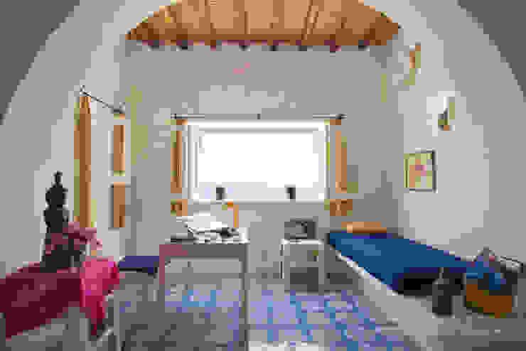 Casa Menne, Panarea, Aeolian Islands, Sicily Akdeniz Oturma Odası Adam Butler Photography Akdeniz