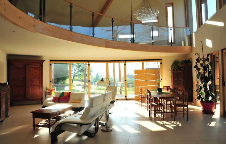 baie et lumière par AtjM Moderne