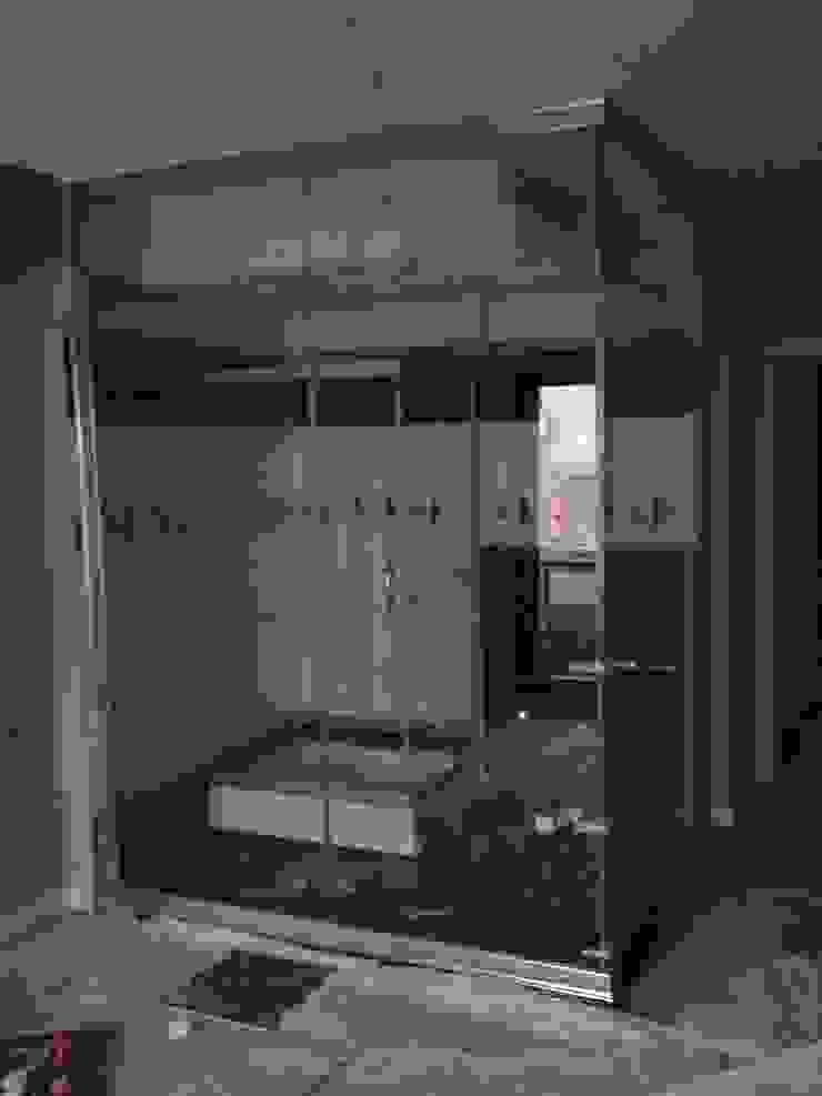 yatak odası cam ebevyn banyosu Modern Yatak Odası BAPEN PVC.ltd.şti. Modern