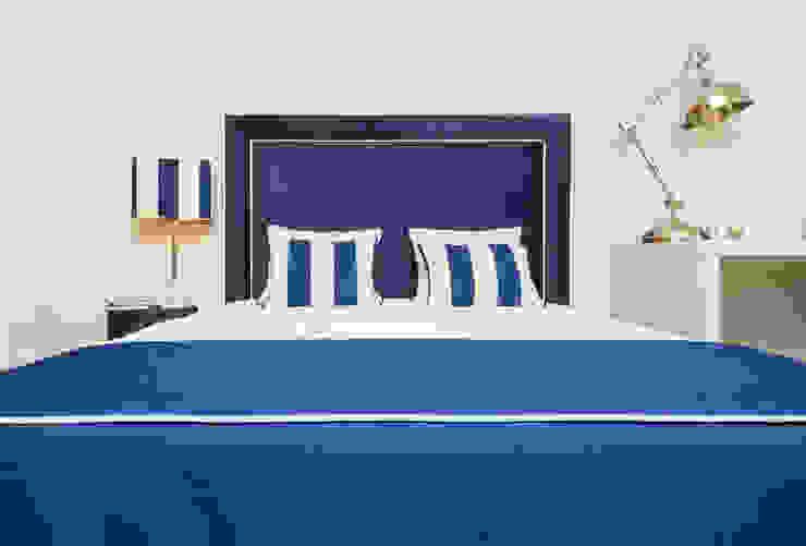 Ângela Pinheiro Home Design Camera da letto eclettica