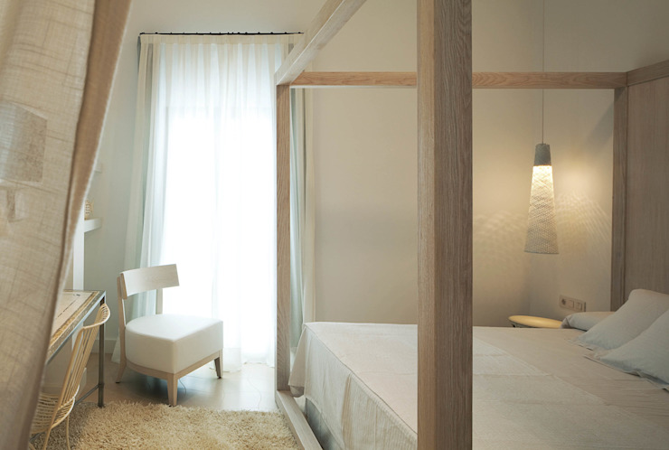 Hotel Es Marés. Formentera. 2011 Hoteles de estilo mediterráneo de Deu i Deu Mediterráneo