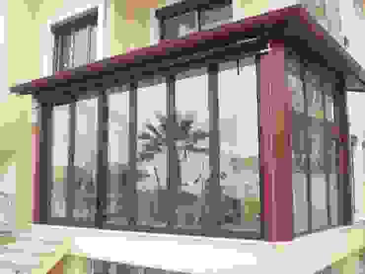 KATLANIR KAPI Klasik Balkon, Veranda & Teras BAPEN PVC.ltd.şti. Klasik