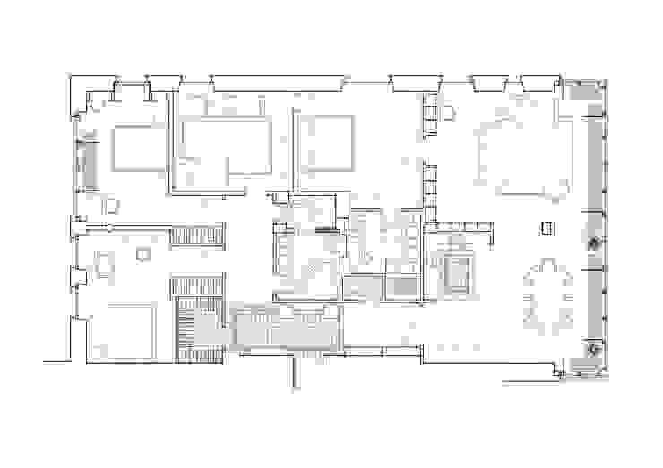 План квартиры от Format A5 Fontanka Эклектичный