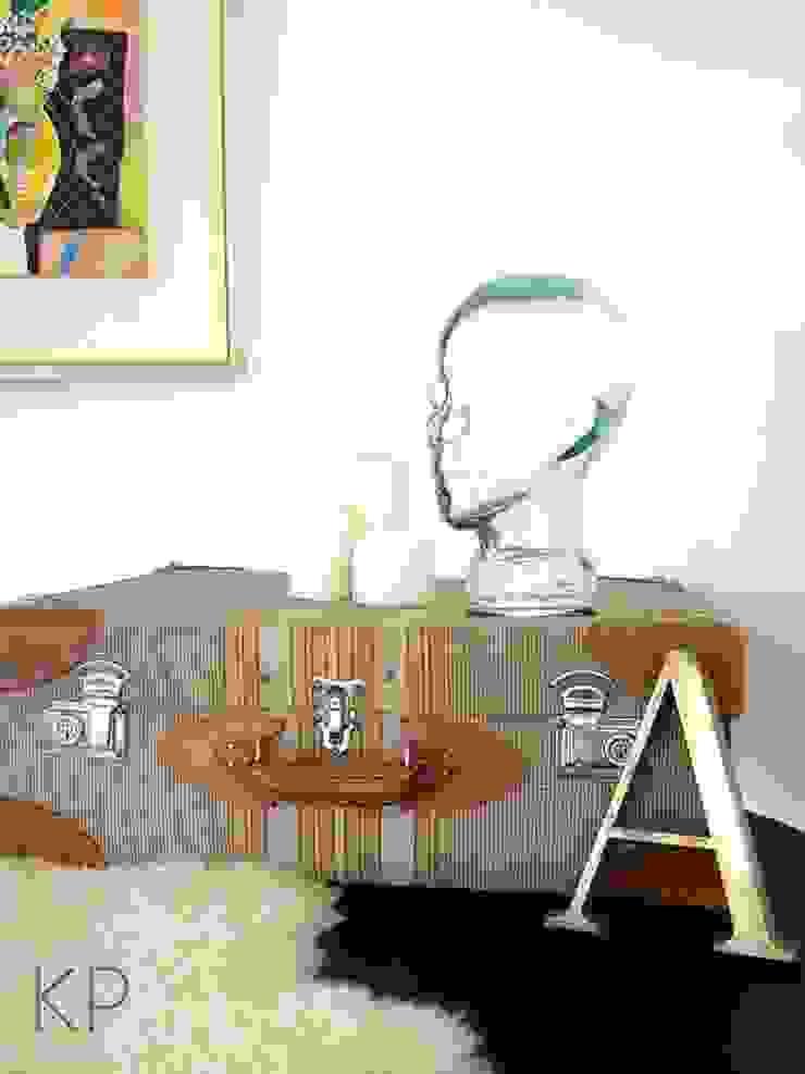 Cabezas de cristal antiguas Ref. J3 de KP Decor Studio. Tienda vintage online Ecléctico
