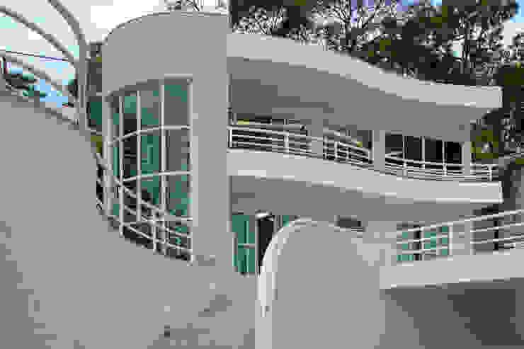 Casa da Serra Casas modernas por Arquiteto Aquiles Nícolas Kílaris Moderno