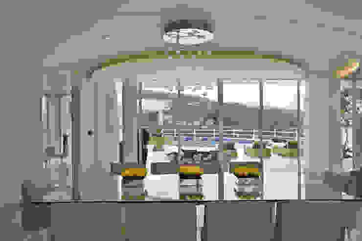 Casa da Serra Salas de jantar modernas por Arquiteto Aquiles Nícolas Kílaris Moderno