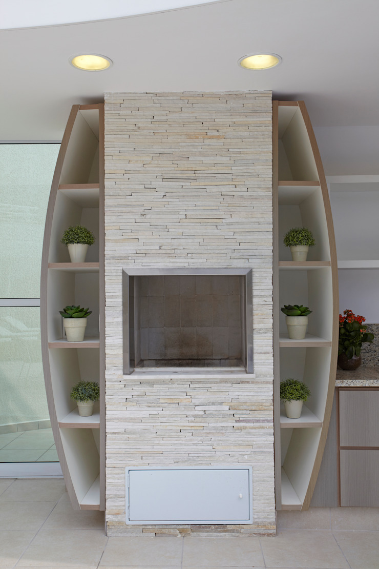 Casa da Serra por Arquiteto Aquiles Nícolas Kílaris Moderno