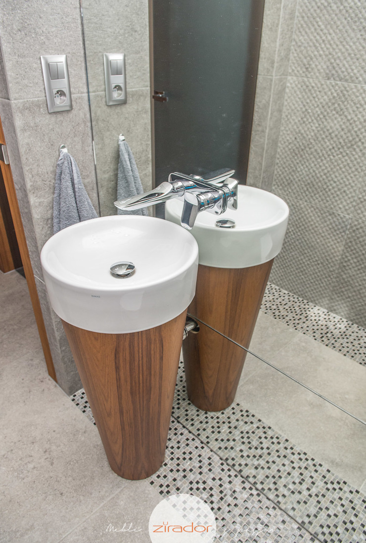 Zirador - Meble tworzone z pasją Salle de bainEtagères