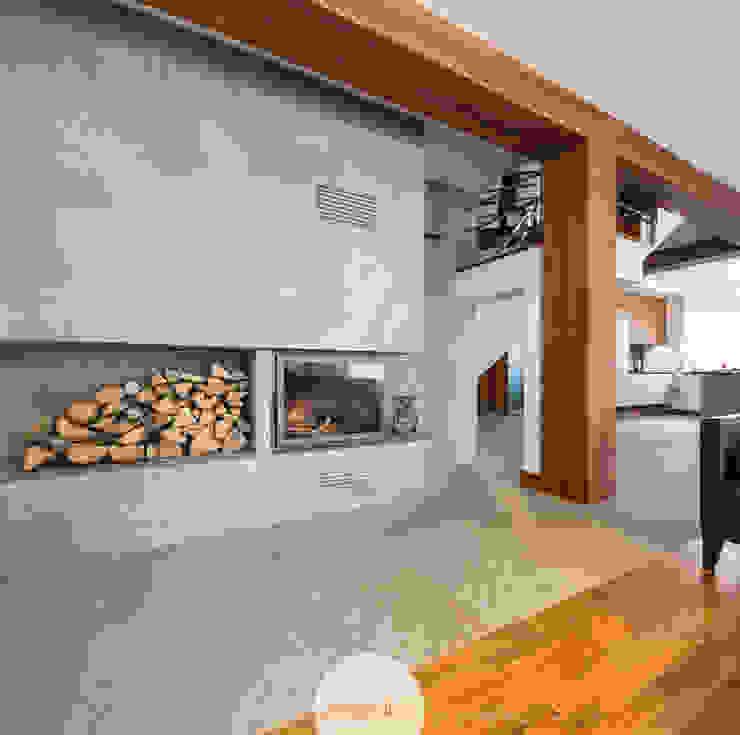 Zirador - Meble tworzone z pasją Living roomFireplaces & accessories