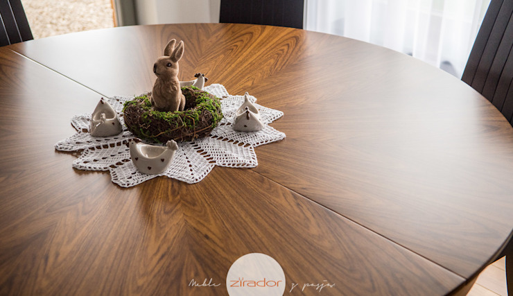 Zirador - Meble tworzone z pasją Dining roomTables