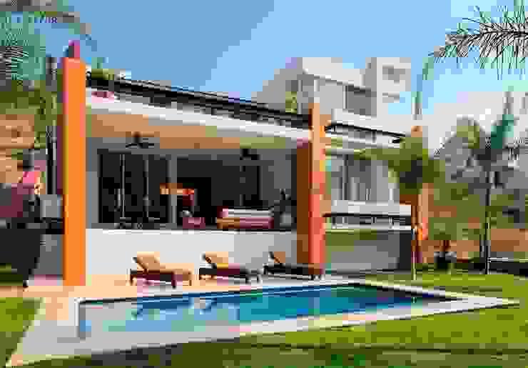 Huizen door Excelencia en Diseño, Modern