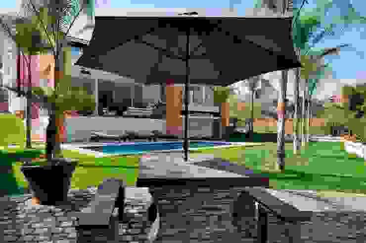 Balcon, Veranda & Terrasse modernes par Excelencia en Diseño Moderne