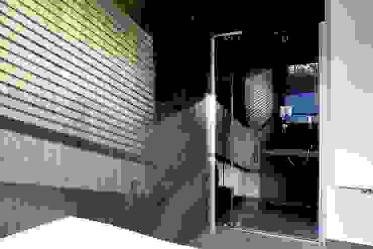 master bathroom – projekt i wykonanie Anyform Nowoczesna łazienka od anyform Nowoczesny