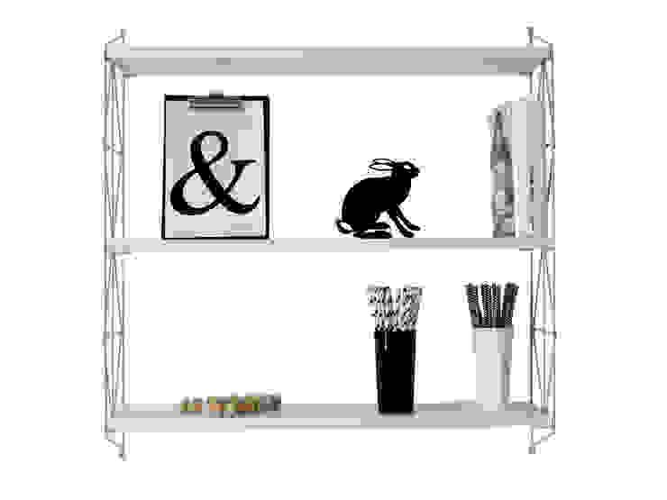Półka belmam: styl , w kategorii  zaprojektowany przez BELMAM,Nowoczesny