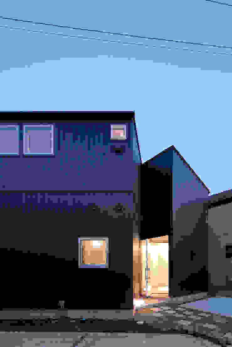 浅間町の家 オリジナルな 家 の 小野澤裕子建築設計事務所 オリジナル