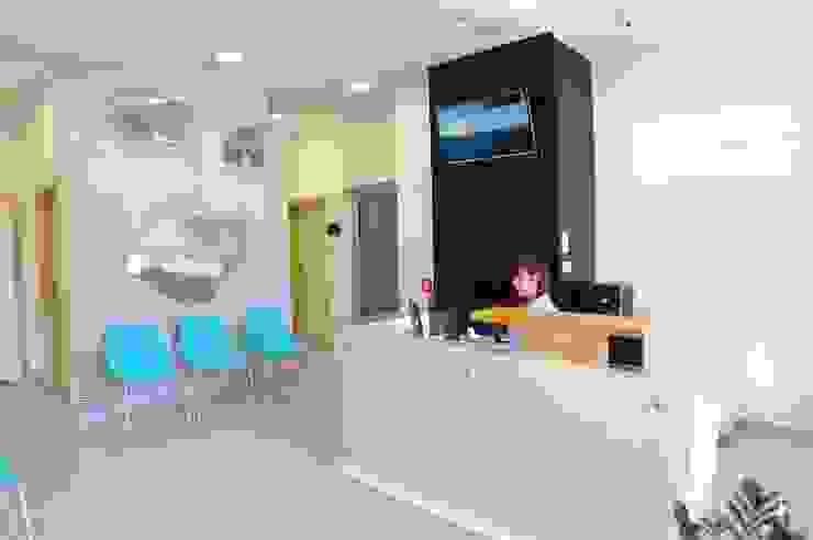 klinika stomatologiczna Nowak&Sienkiewicz od ARTEFEKT Nowoczesny