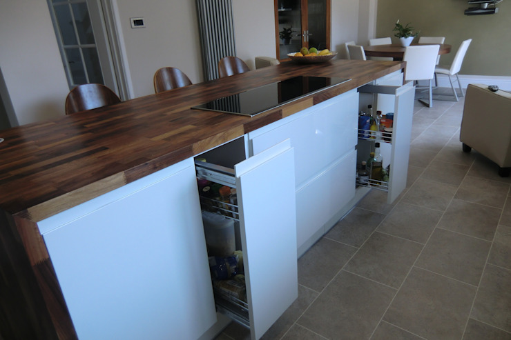base line pull out units Harvey's Select KitchenCabinets & shelves