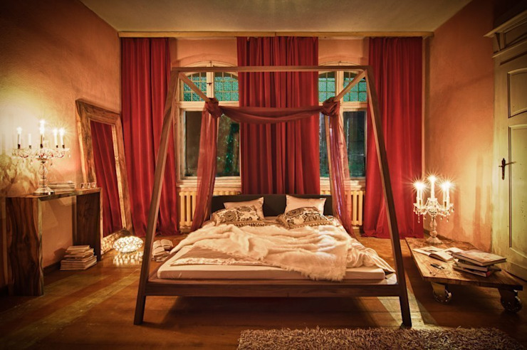 Lupus73 DormitoriosCamas y cabeceros