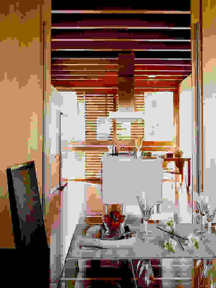 Artigas Arquitectes Modern dining room