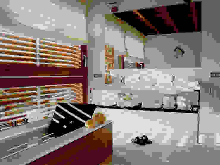 Banheiros modernos por Artigas Arquitectes Moderno