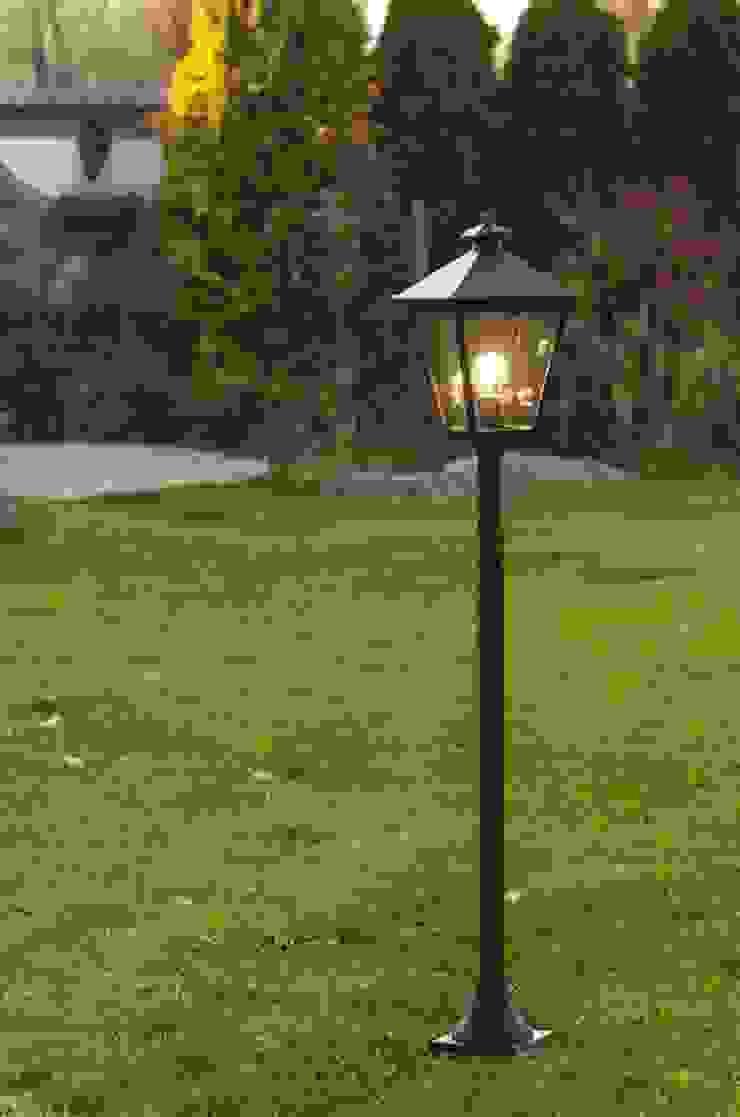 Lampy Nowoczesny ogród od Hortum.co Nowoczesny