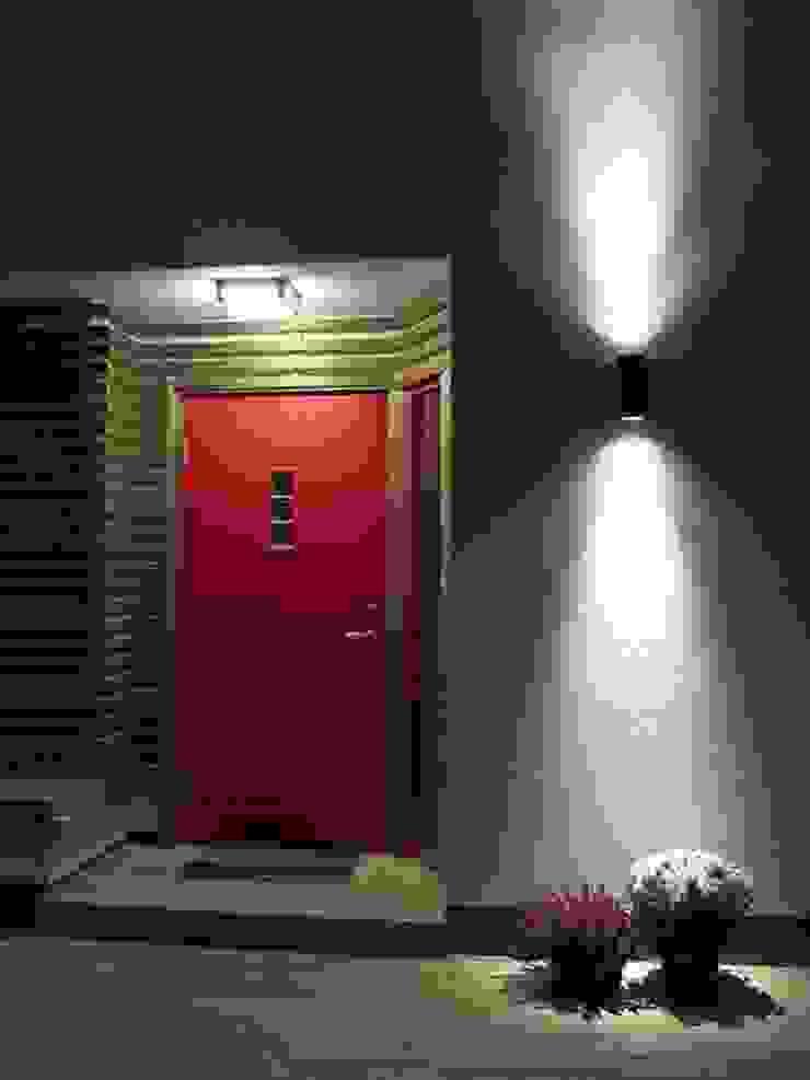 Lampy Nowoczesne domy od Hortum.co Nowoczesny