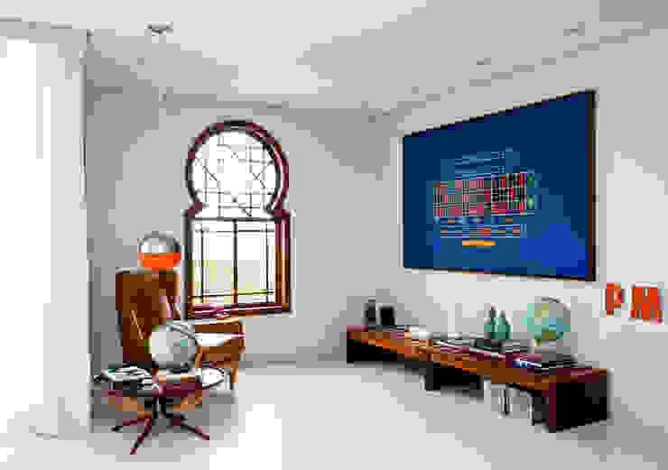 Apartamento Bairro de Higienópolis por CARMELLO ARQUITETURA Moderno
