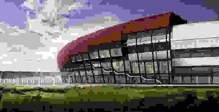 HATAY STADYUM Modern Stadyumlar Arkinom Studio Modern
