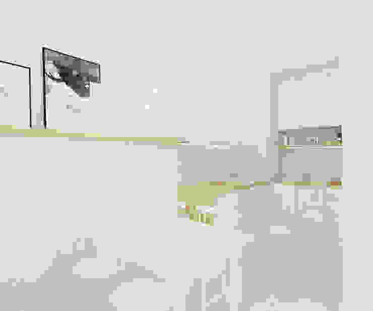 Cocinas de estilo escandinavo de 4ma projekt Escandinavo