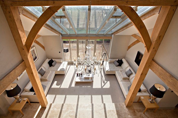 Woonkamer door Clayland Architects,