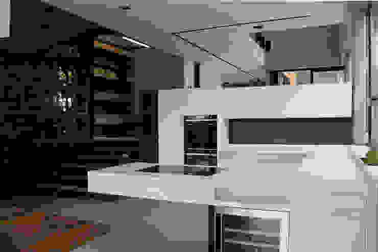Projekty,  Kuchnia zaprojektowane przez Architekt Zoran Bodrozic, Minimalistyczny