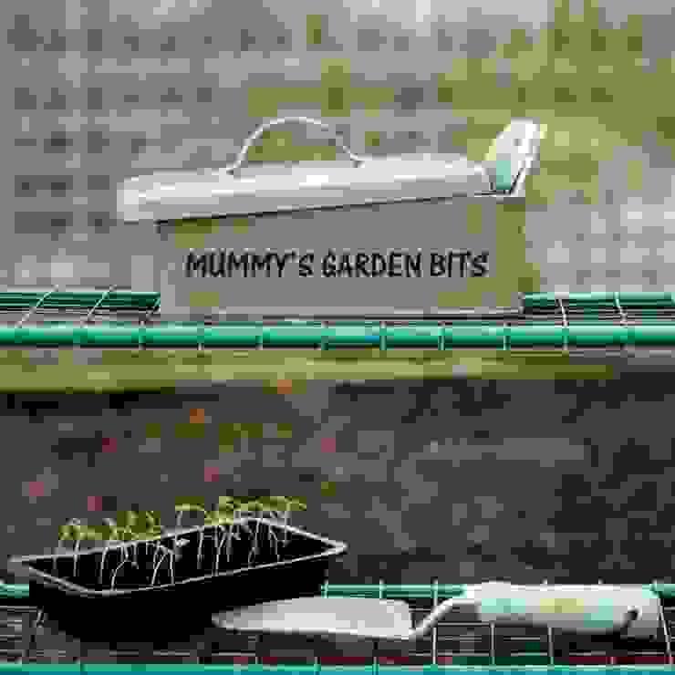 Personalised Gardening Tin Jonny's Sister Garden Accessories & decoration