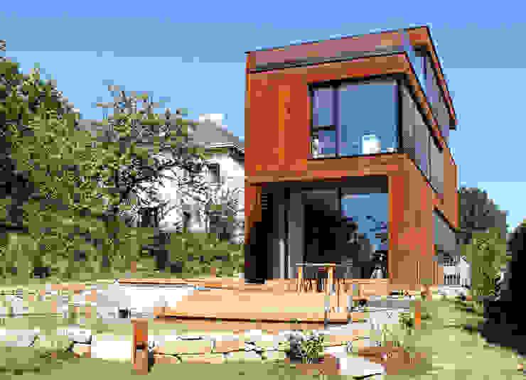 Projekty,  Domy zaprojektowane przez Architekt Zoran Bodrozic, Minimalistyczny
