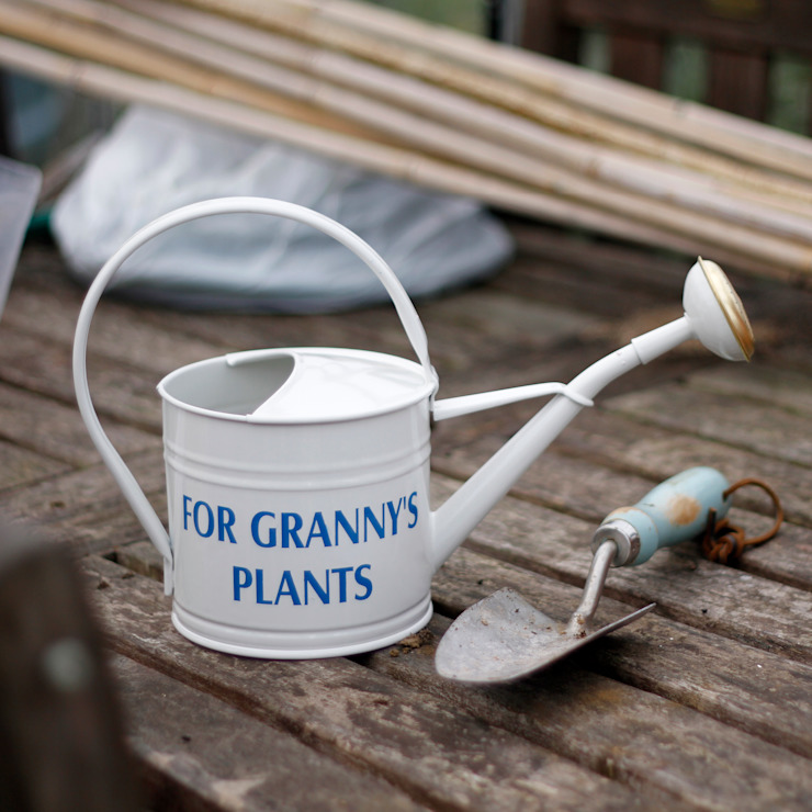 Personalised Watering Can: classic  by Jonny's Sister, Classic