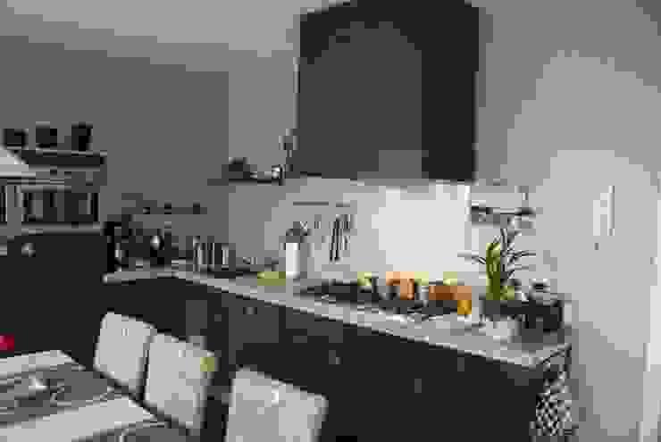 Na behang in de keuken van Arkelwonen Arkelsol Klassiek