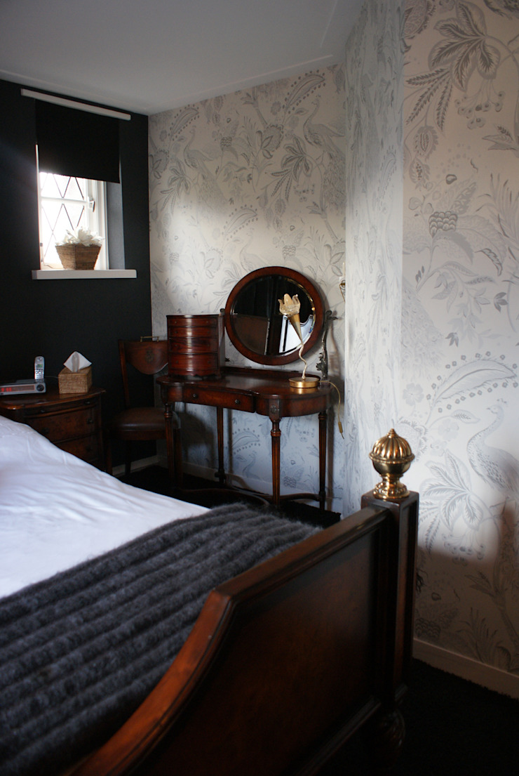Slaapkamer na van Arkelwonen Arkelsol Klassiek