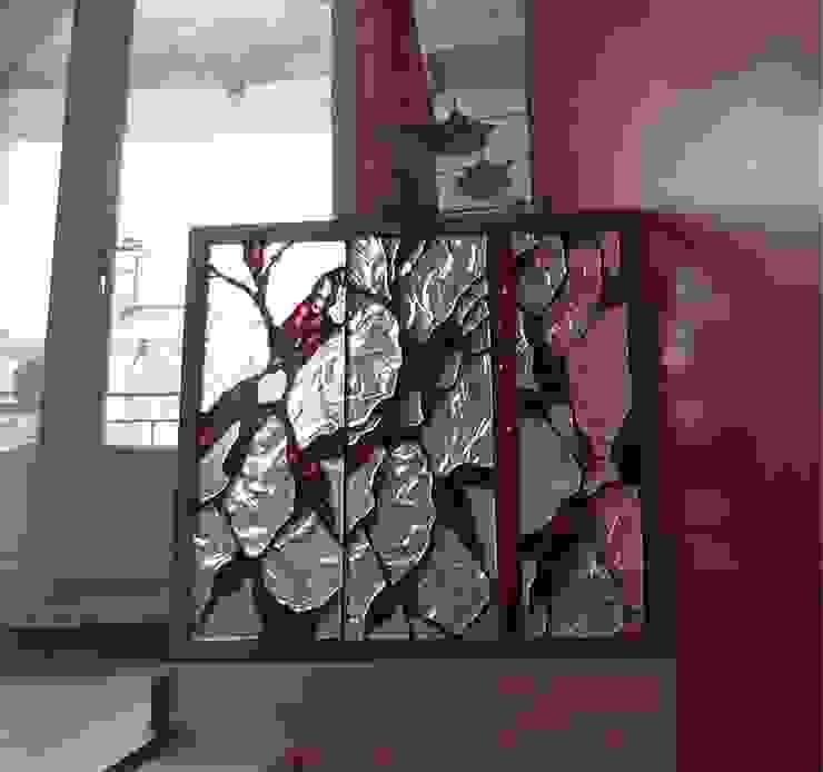 modern  door Thierry CHEVAUCHE, Modern