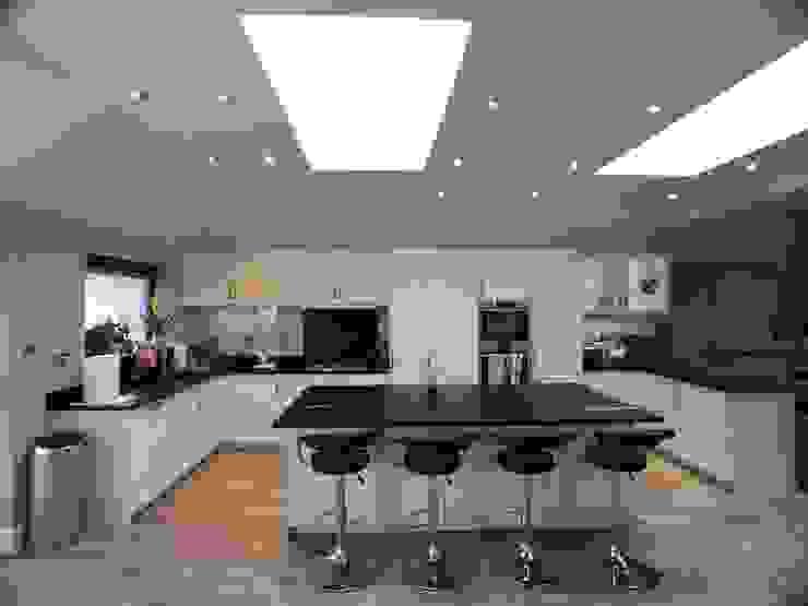 Kitchen island Modern kitchen by Progressive Design London Modern