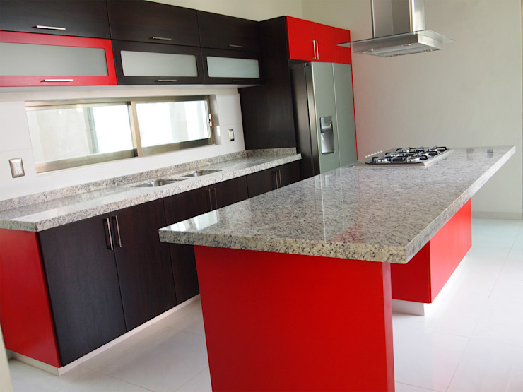 Kitchen by Amarillo Interiorismo,